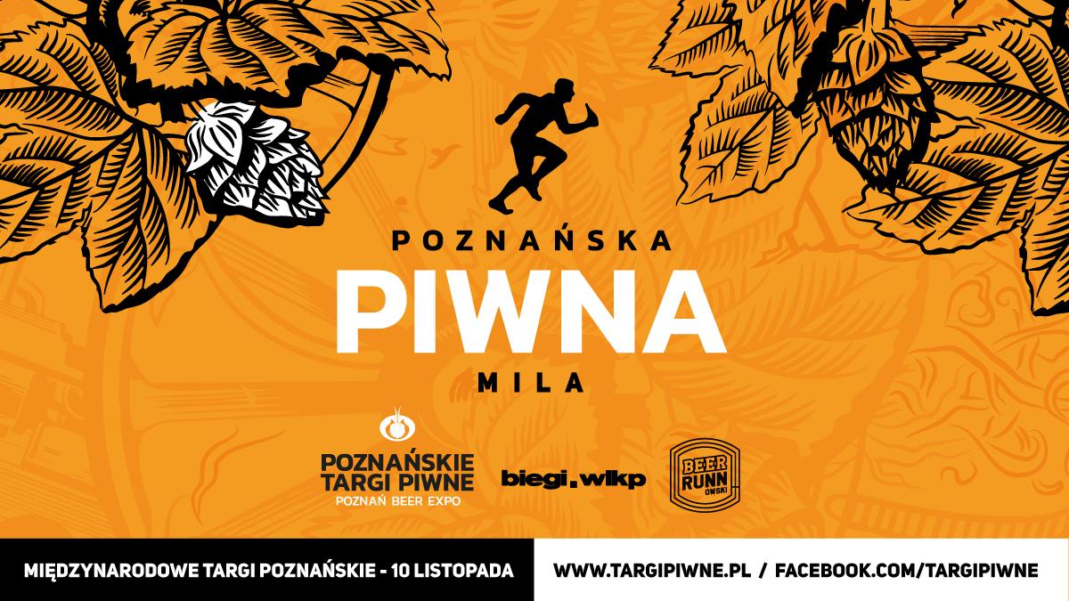Poznańska Piwna Mila na Targach