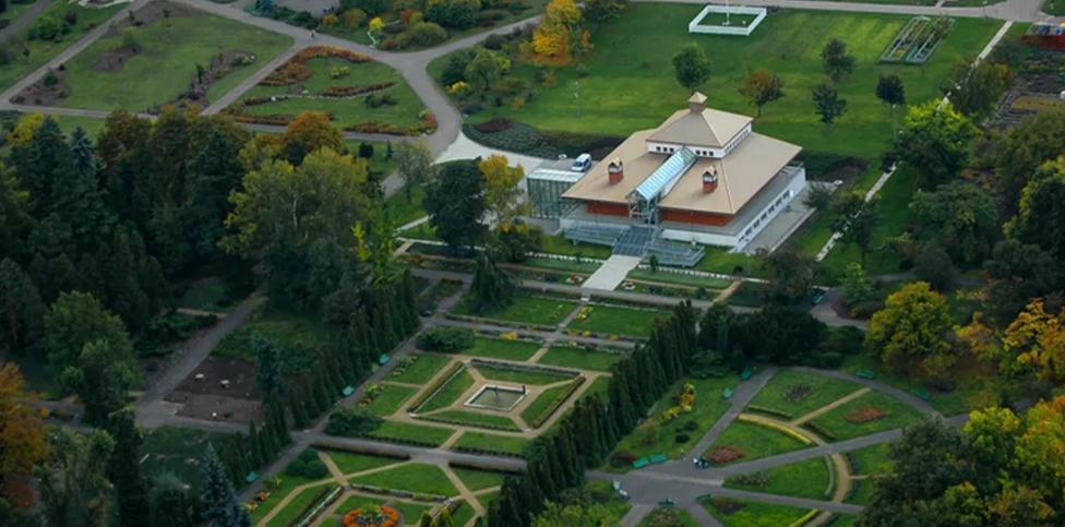 Botaniczna Piątka Poznań - edycja październikowa