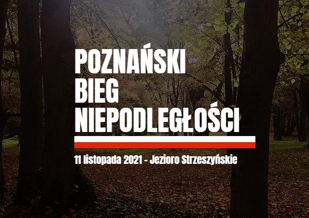 Poznański Bieg Niepodległości - Kocham Polskę!